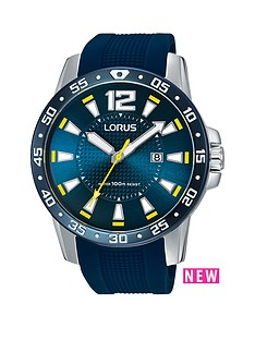 lorus-lorus-blue-date-dial-blue-silicone-strap-mens-watch
