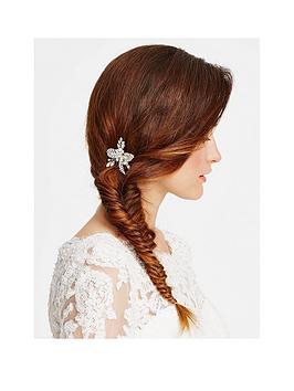 jon-richard-silver-crystal-leaf-hair-pin-set