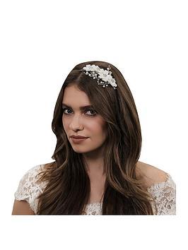 Jon Richard Alan Hannah Devoted Designer Primrose Silk Flower Headband