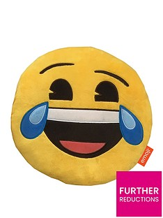 emoji-round-happy-tears-embroidered-plush-cushion