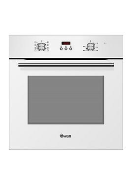 swan-sxb70110w-60cm-built-in-single-electric-fan-oven-white