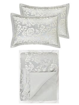 bella-floral-bedspread-throw-and-pillow-shams-set