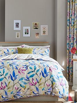 ideal-home-watercolour-leaves-print-duvet-cover-set-ks