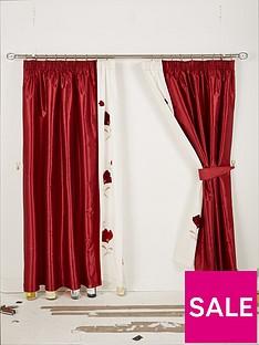 rosanna-floral-pencil-pleated-curtains