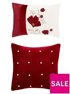 rosanna-floral-filled-cushion-pair
