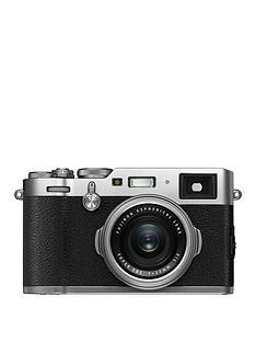 fuji-fujifilm-x100f-digital-compact-camera-silver-23mm-f20-fuji-lens-kit-243mp-30lcd