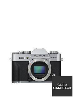 fuji-fujifilm-x-t20-camera-body-only-silver