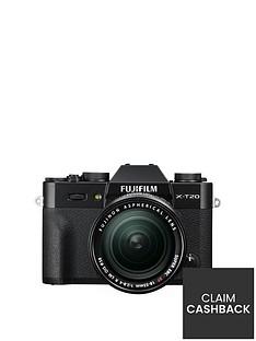 fuji-fujifilm-x-t20-camera-xf-18-55mm-lens-kit--black
