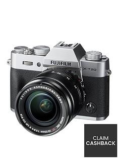 fuji-fujifilm-x-t20-camera-xf-18-55mm-lens-kit-silver