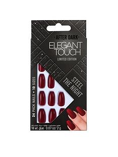 elegant-touch-core-steel-the-night-nails