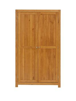 luxe-collection-suffolk-ready-assembled-100-solid-wood-2-door-wardrobe
