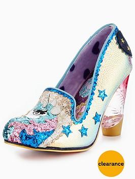 irregular-choice-lady-misty-court-shoes-gold