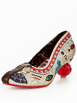 Irregular Choice Cleopatra Court Shoe