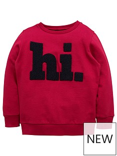 mini-v-by-very-boys-applique-hi-slogan-sweat