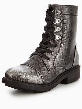 glamorous-lace-up-biker-boot
