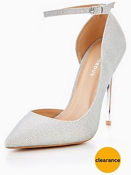 glamorous-stilettonbspcourt-shoe-silver