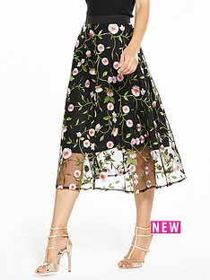 v-by-very-embroidered-full-skirt