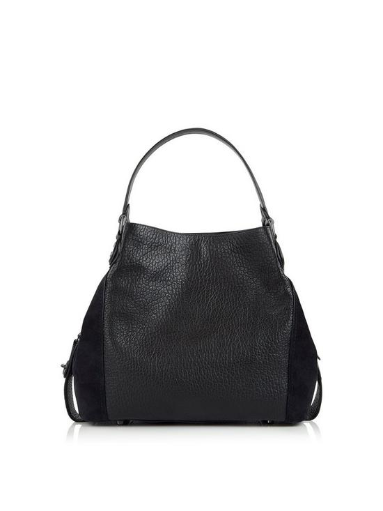 COACH Edie 42 Shoulder Bag - Black  622ed0a4e0c91