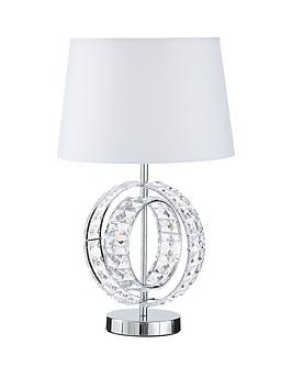 amore-wedding-rings-table-lamp