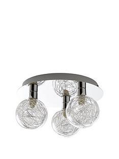 palermo-tinsel-flush-3-light-celiling-light