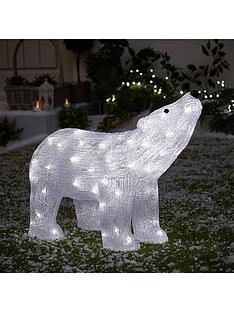 outdoor-spun-acrylic-polar-bear-light-outdoor-christmas-decoration