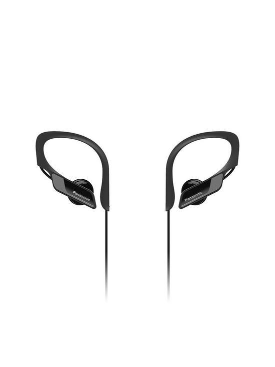5f7da811b6d Panasonic RP-BTS10E-K Bluetooth Sports Wireless Headphones   very.co.uk