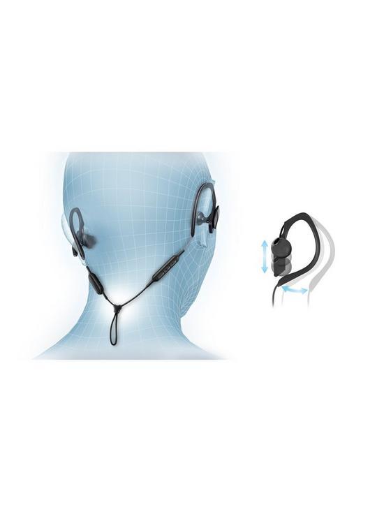 2df8d1f1484 ... Panasonic RP-BTS10E-K Bluetooth Sports Wireless Headphones. View larger
