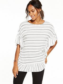 Max Edition Striped Blouse