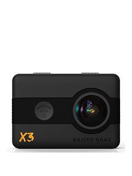 kaiser-baas-x3-action-camera