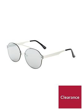 quay-australia-camden-heightsnbspsunglasses-silver