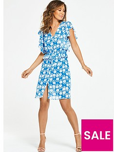 myleene-klass-ditsy-floral-printed-tea-dress