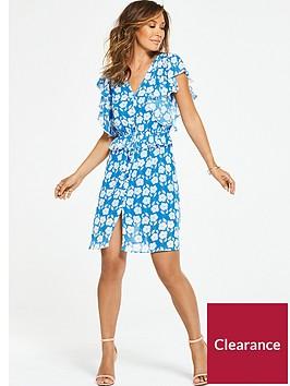 myleene-klass-ditsy-floral-printed-tea-dress