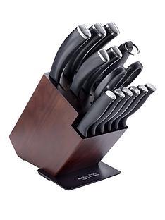 arthur-price-13-piece-walnut-knife-block