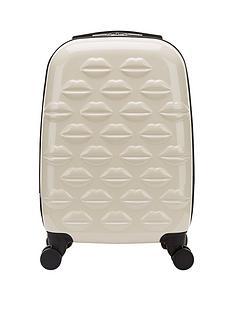 lulu-guinness-hard-sided-4-wheel-cabin-case