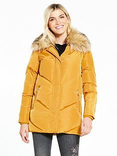 v-by-very-chevron-padded-coat