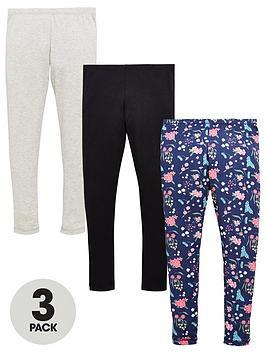 v-by-very-3pk-floral-print-leggings