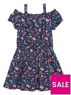 v-by-very-off-the-shoulder-floral-ditsy-print-dress