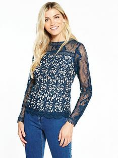 v-by-very-premium-lace-shell-top