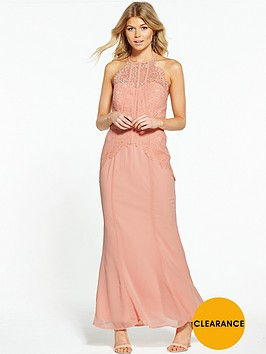 little-mistress-petitenbsplace-top-fishtail-maxi-dress