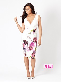 jessica-wright-lucille-floral-bodycon