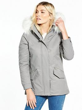 v-by-very-luxe-canvas-parka-soft-grey