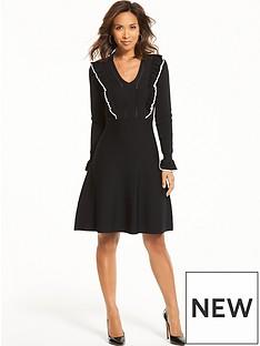 myleene-klass-knitted-frill-dress