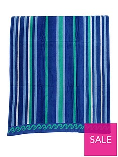 downland-stripe-beach-towel
