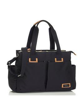 storksak-shoulder-changing-bag-black