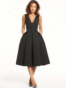 myleene-klass-spot-prom-dress-black