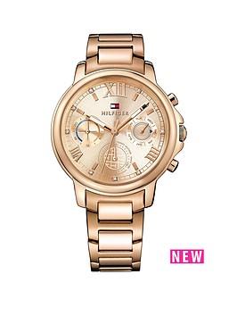 tommy-hilfiger-tommy-hilfiger-claudia-rose-tone-multi-dial-rose-tone-bracelet-ladies-watch