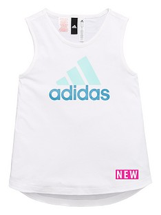 adidas-older-girls-logo-vest-top