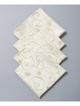 streamers-fabric-christmas-napkins-4-pack