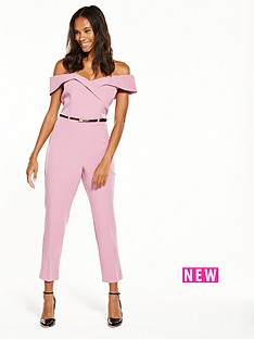 miss-selfridge-miss-selfridge-pink-bardot-jumpsuit