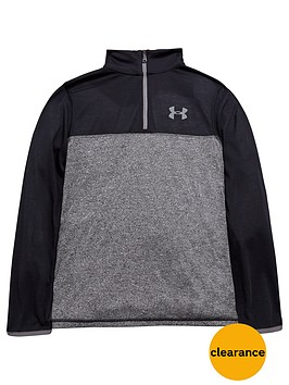 under-armour-under-armour-boys-14-zip-threadborne-long-sleeve-top